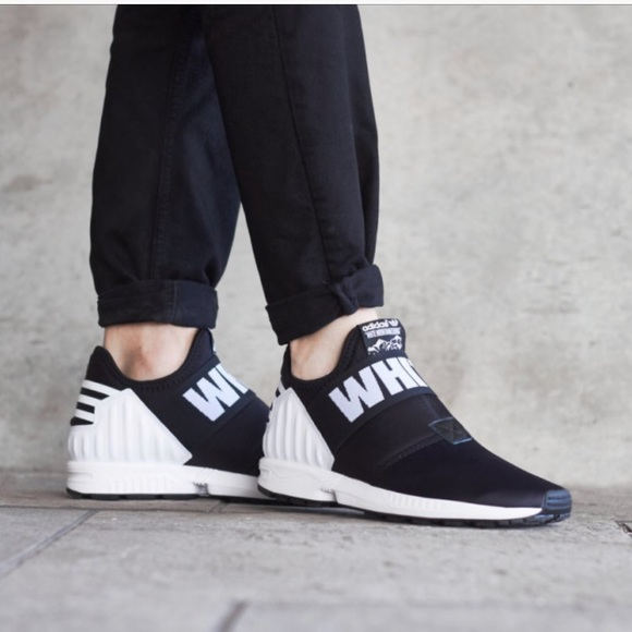 bf74acdc11ef adidas Other - Adidas White Mountaineering Zx Flux Plus